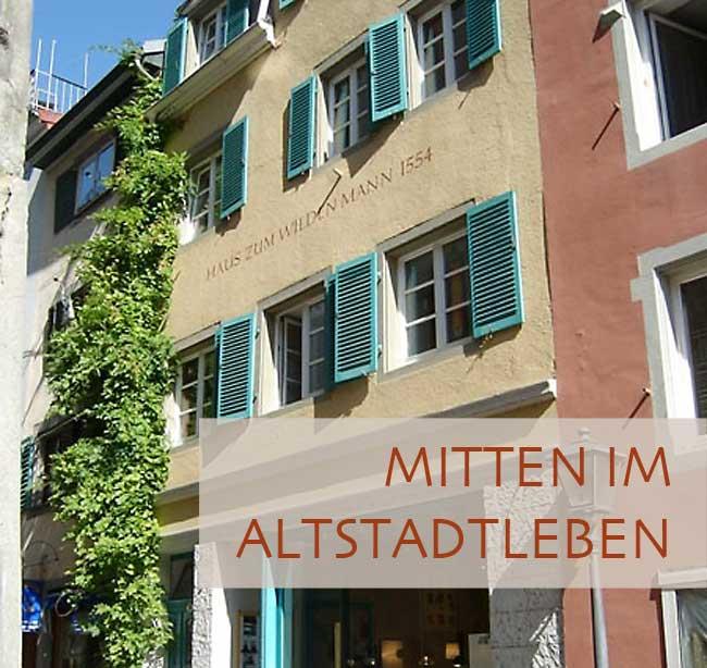 Wilder-Mann-Haus-Start