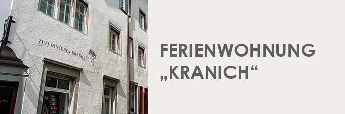 Frienwohnung Kranich Konstanz