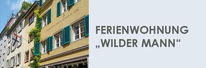 Frienwohnung Wilder Mann Konstanz